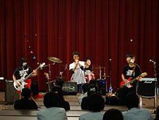 軽音部ライブ