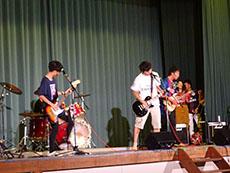 バンド 盛り上げたい。
