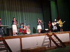 バンド SHIRASU