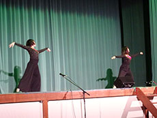 ダンス Perdue