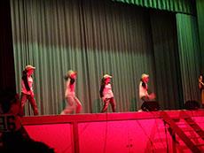 ダンス hawks