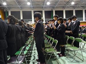 卒業の歌「3月9日」
