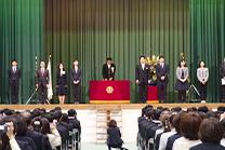 1年担任団紹介